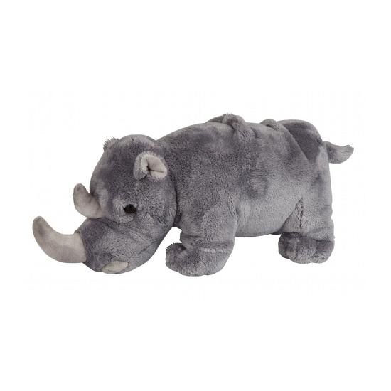Knuffeldier neushoorn 26 cm