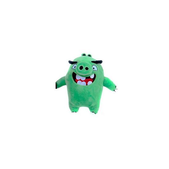 knuffeltje Angry Birds groen varken 22 cm