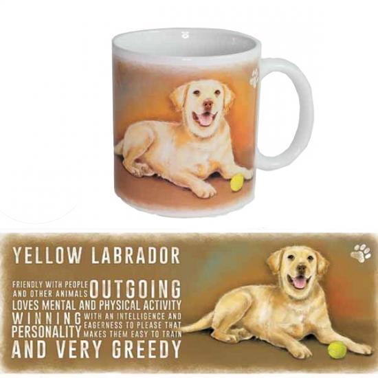 Koffie beker Labrador Retriever hond