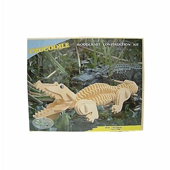 Krokodil bouwpakket