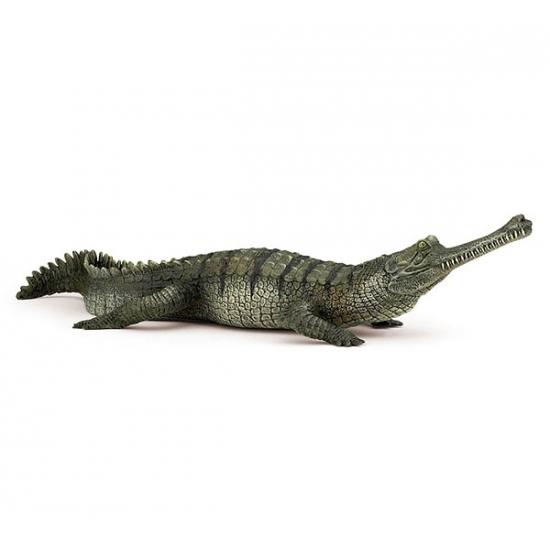 Krokodil speeldiertje 21 cm