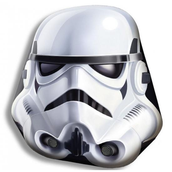 Kussen stormtrooper 40 cm