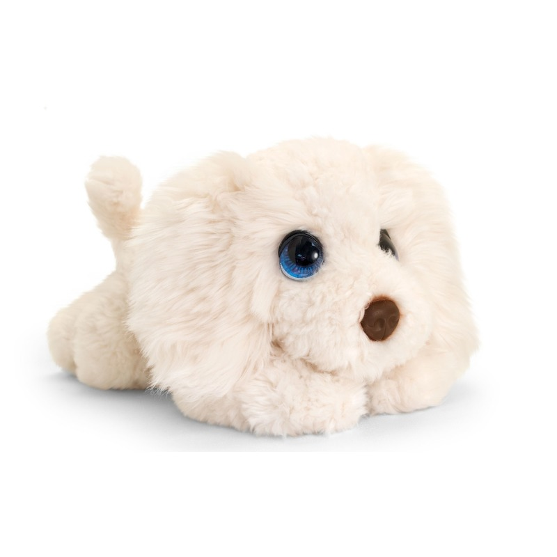 Labradoodle honden knuffeldier 37 cm