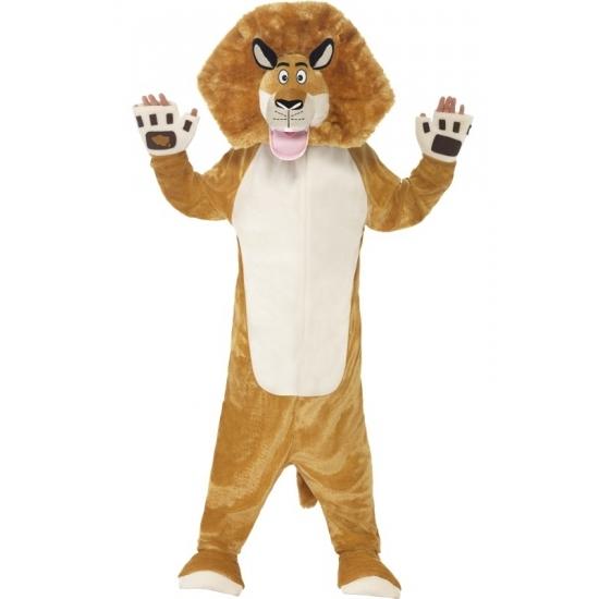 Madagascar leeuwen kostuum Alex