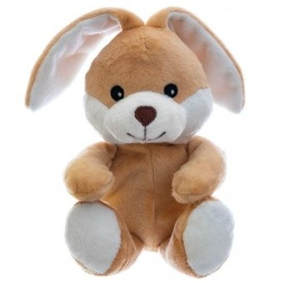 Magnetron knuffel konijn/haas 23 cm