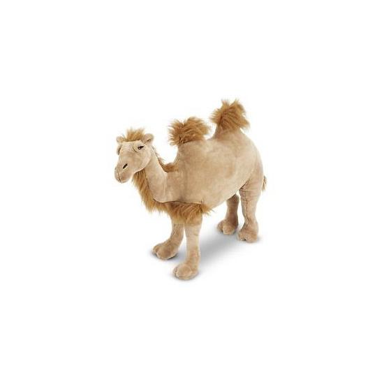Mega knuffel kameel 86 cm