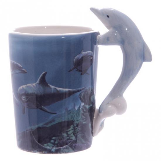 Melk mok dolfijn