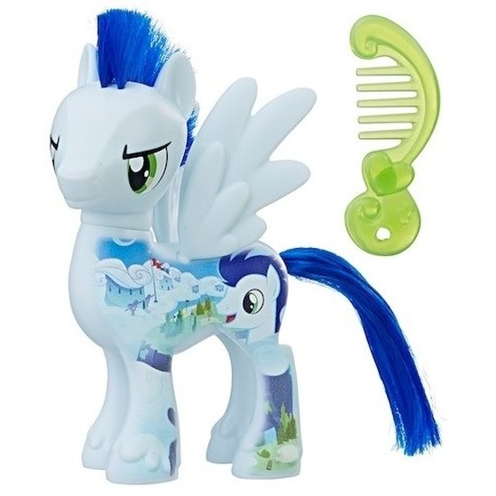 My Little Pony Movie speeltje Soarin 8 cm