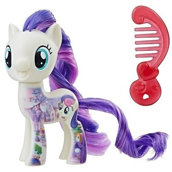 My Little Pony Movie speeltje Sweetie Drops 8 cm