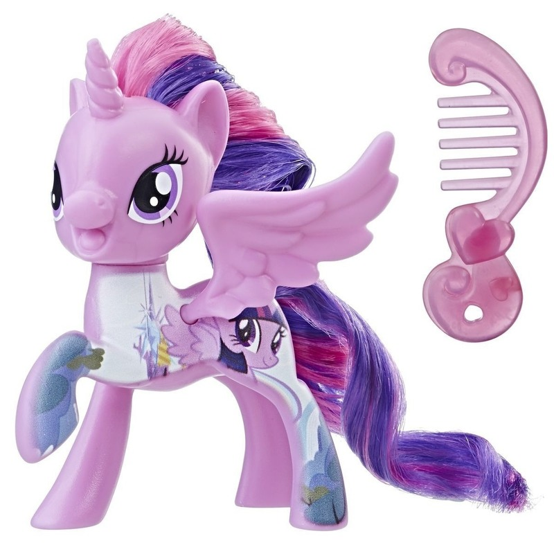 My Little Pony Movie speeltje Twilight Sparkle 8 cm
