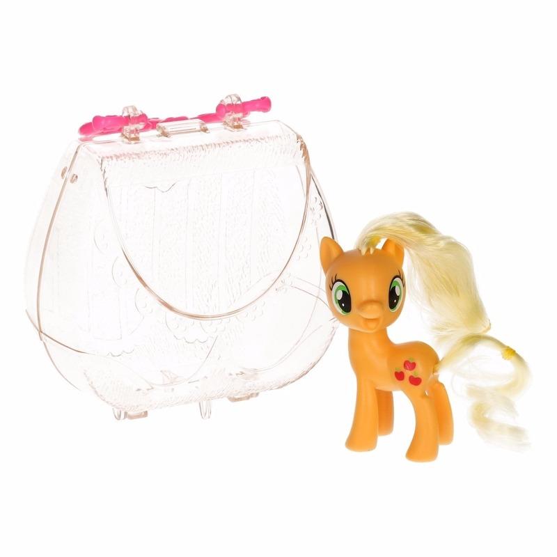 My Little Pony speeltje Applejack 8 cm