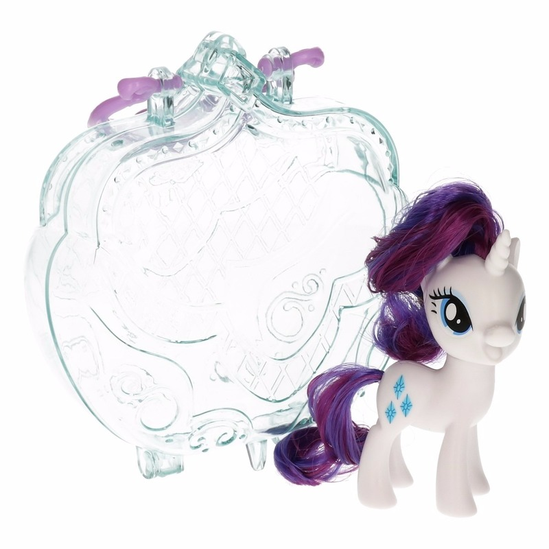 My Little Pony speeltje Rarity 8 cm