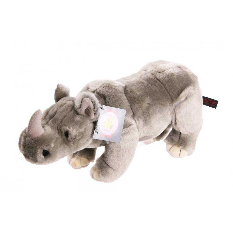 Afbeelding Neushoorn knuffels 36 cm door Animals Giftshop