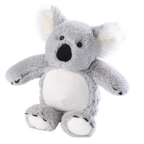 Opwarmbare knuffel koala