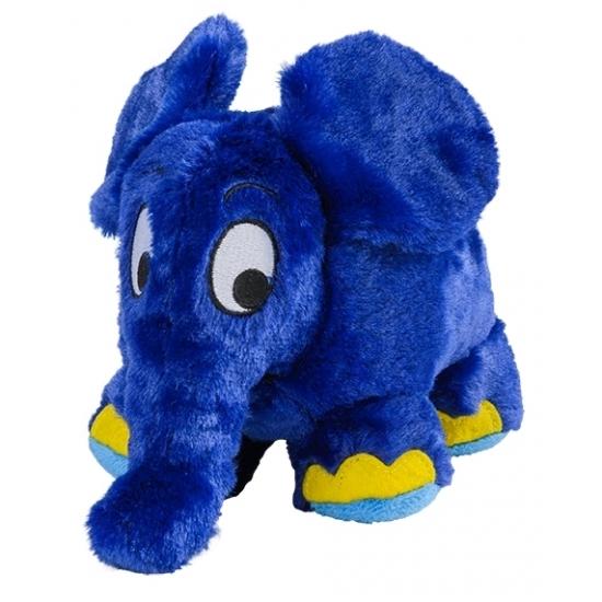 Opwarmbare knuffel olifantje