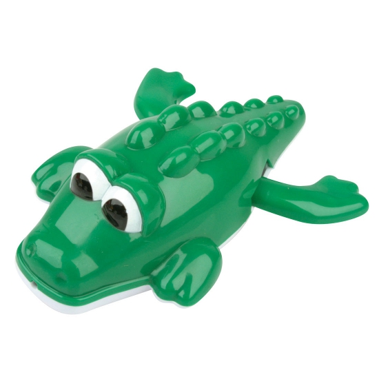Opwindbaar krokodilletje