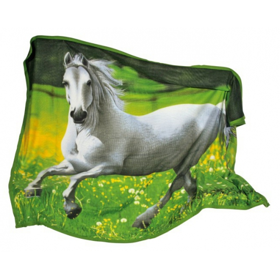 Paarden fleece dekens