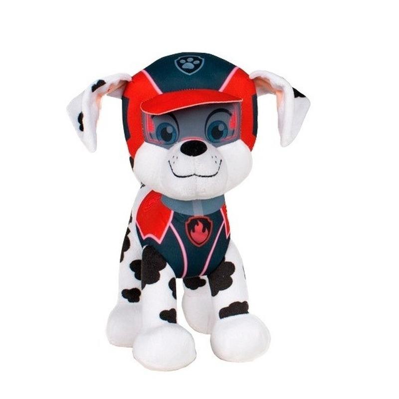 Paw Patrol knuffel hond Marshall 17 cm