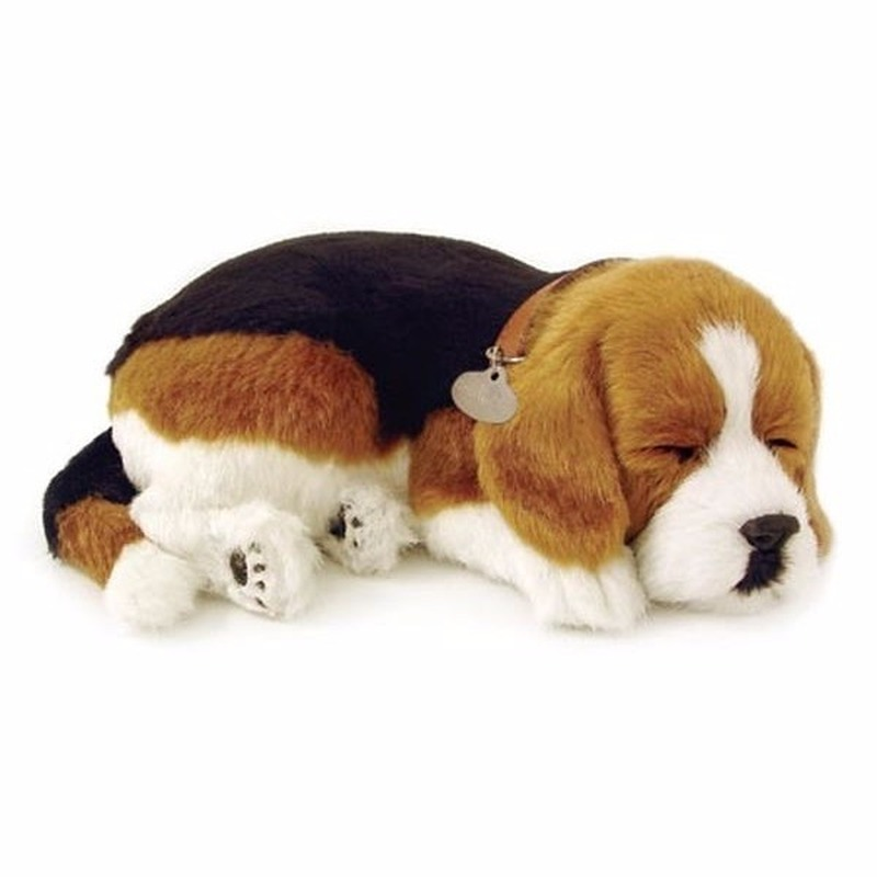 Perfect Petzz Beagle knuffel hond