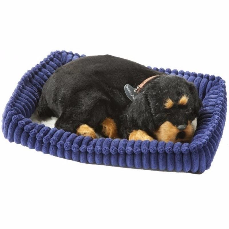 Perfect Petzz Rottweiler knuffel hond