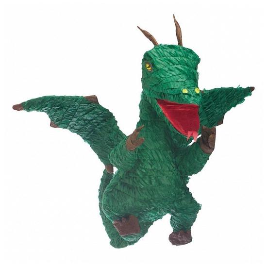 Pinata draken 56 cm