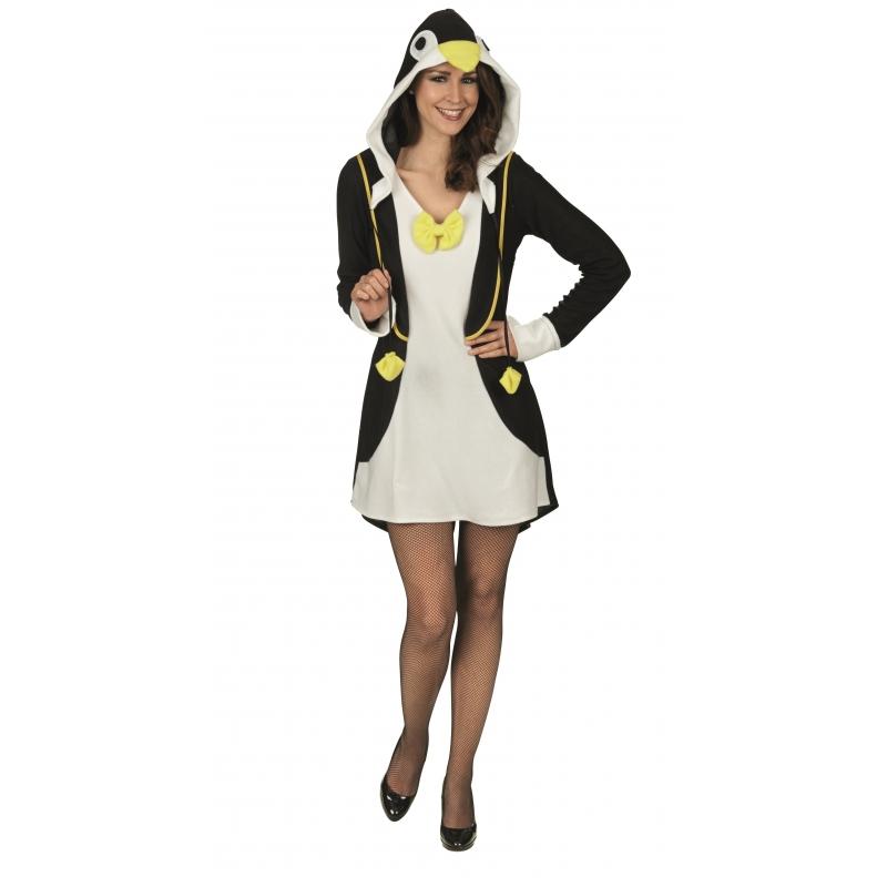 Pinguin jurk voor dames