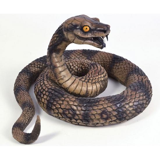 Plastic cobra slang 33cm