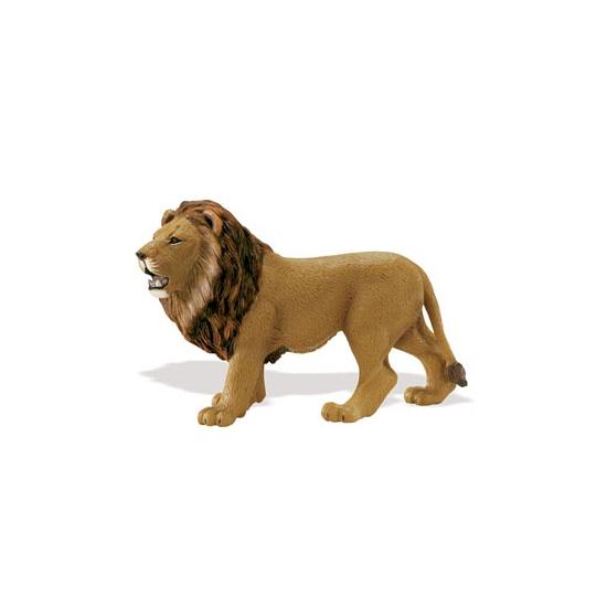Afbeelding Plastic leeuw 14 cm door Animals Giftshop