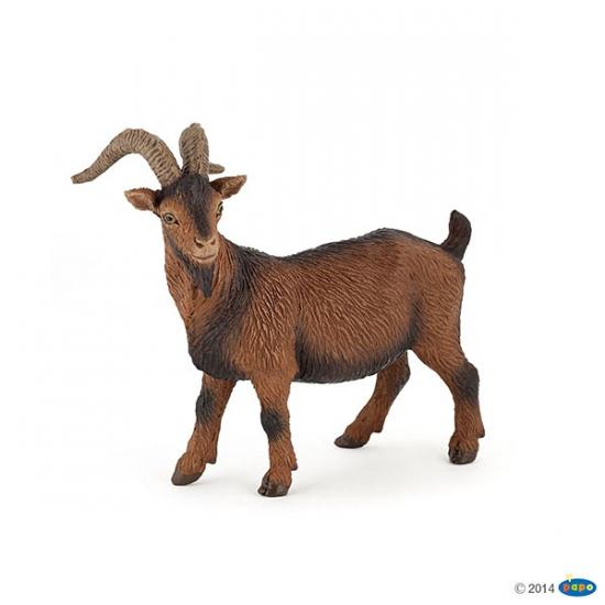 Plastic speelfiguur Billy geit 8,5 cm