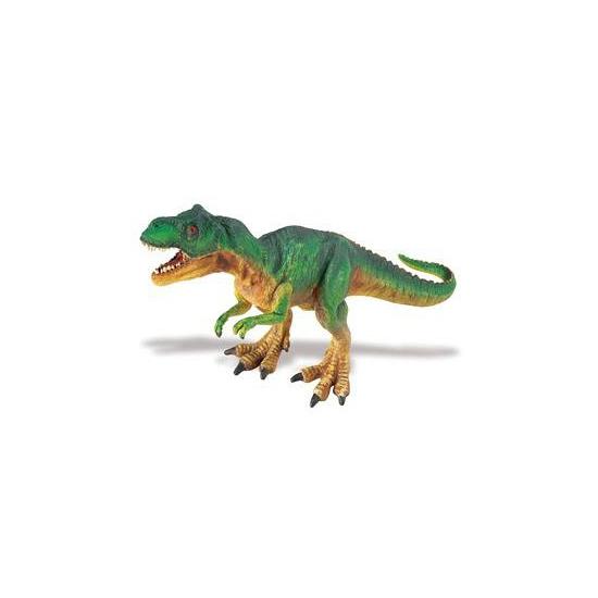 Plastic Tyrannosaurus Rex decoratie 18 cm