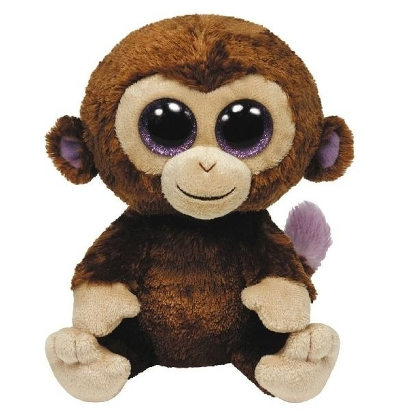 Afbeelding Pluche Beanie knuffel Coconut door Animals Giftshop