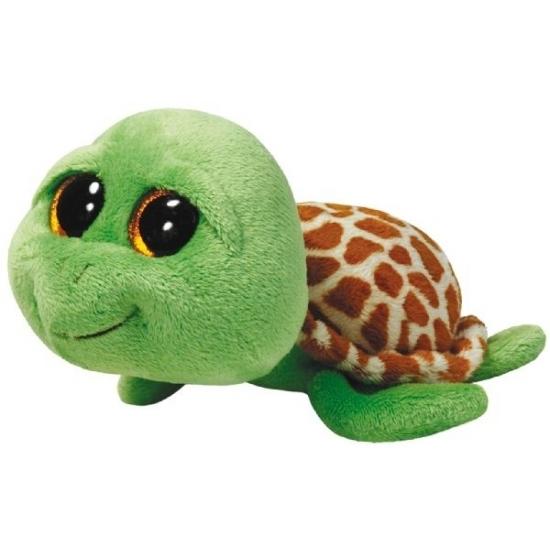 Pluche Beanie knuffel schildpad Zippy