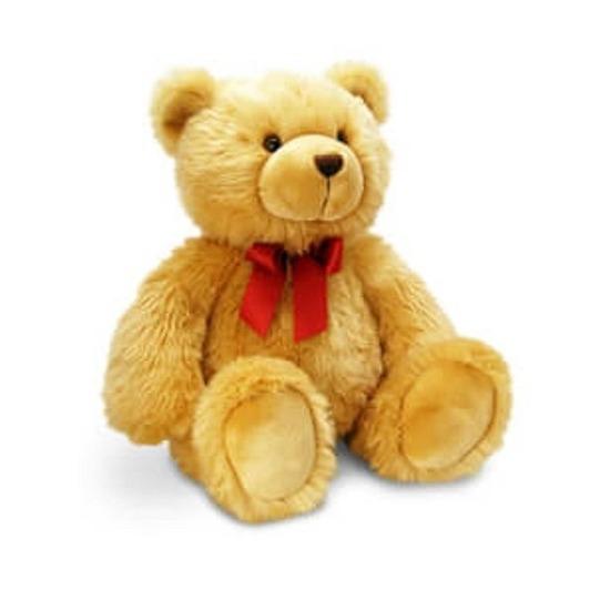 Pluche bruin beren knuffel 50 cm