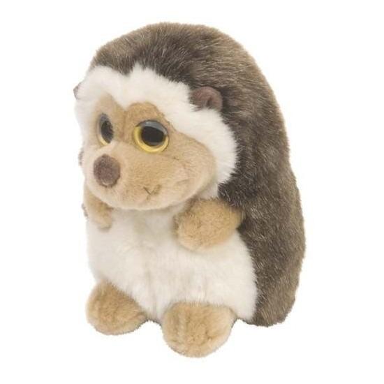 Pluche egel knuffel 18 cm