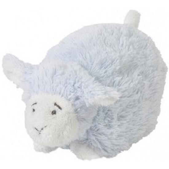 Pluche Happy Horse lammy 16 cm kleur blauw