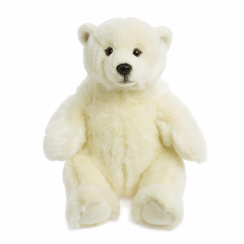 Pluche ijsberen 32 cm