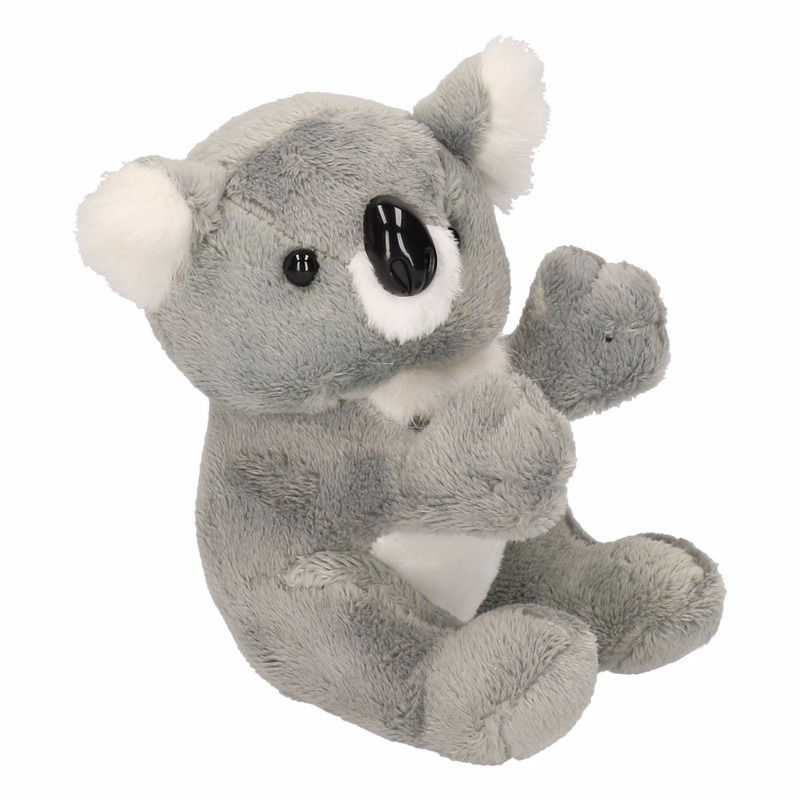 Pluche koala beertje 14 cm