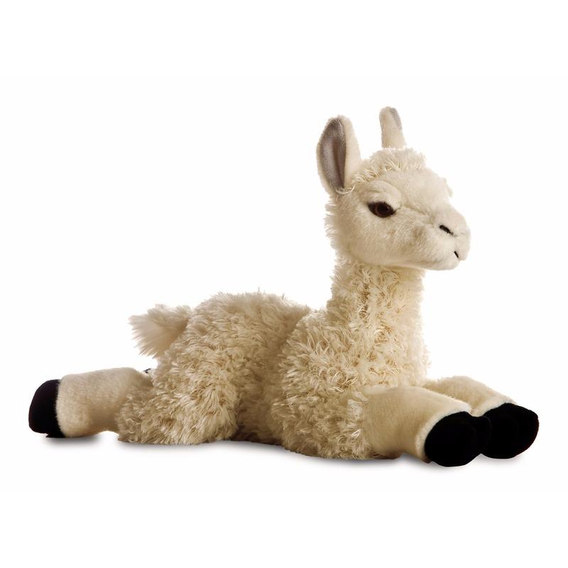 Pluche lamas knuffeldier 30 cm