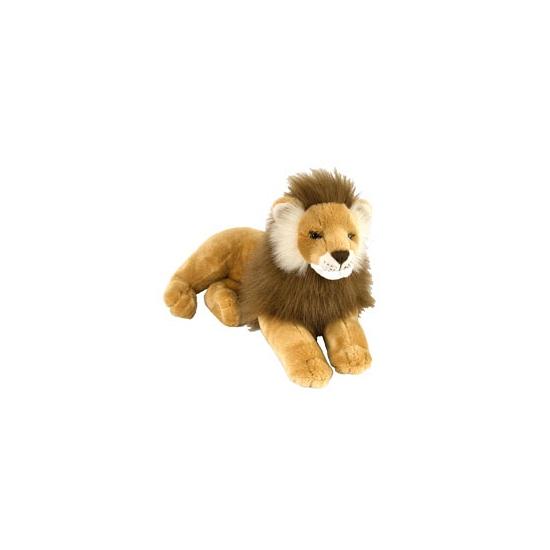Pluche liggende leeuwen 40 cm