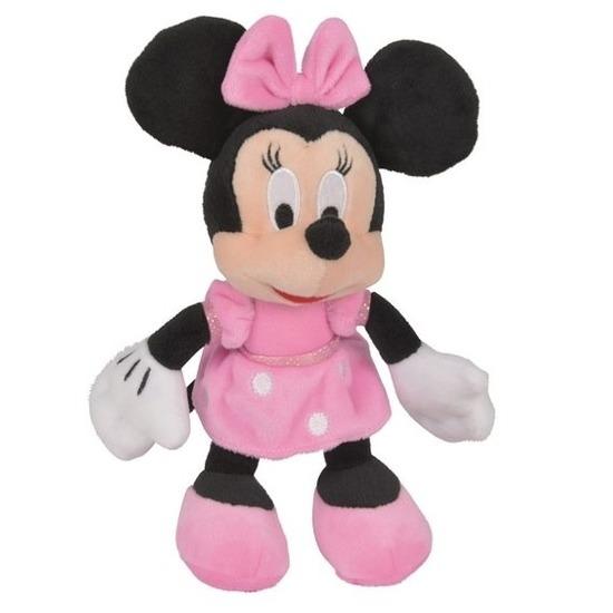 Pluche Minnie Mouse knuffels 20 cm