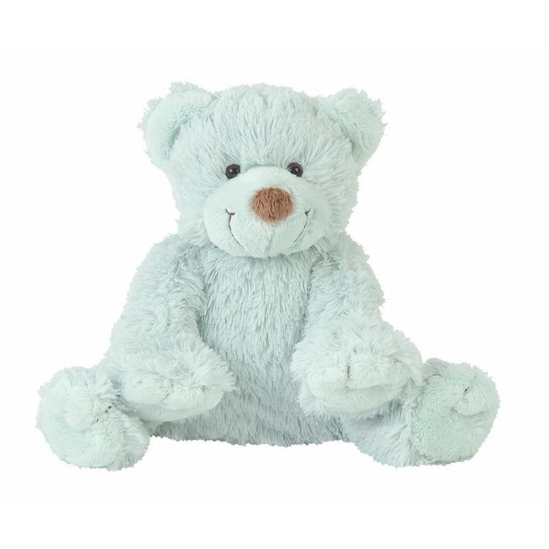 Pluche mintgroene knuffelbeer Boogy 24 cm