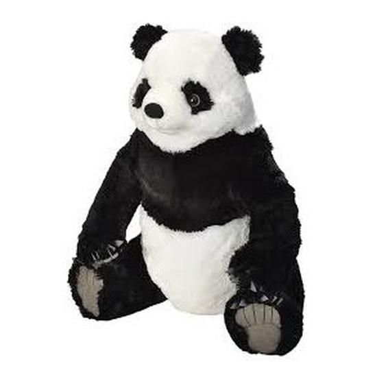 Pluche panda grote dierenknuffel 60 cm