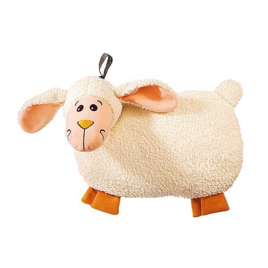 Pluche schapen/lammeren kruik