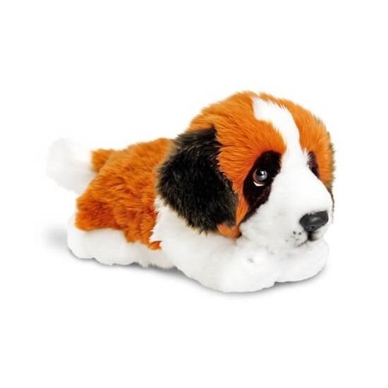 Pluche sint bernard puppy 35 cm