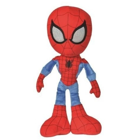 Pluche Spiderman knuffel 40 cm