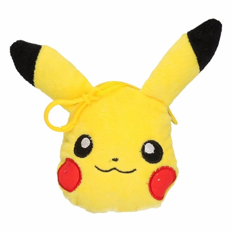Pluche tassenhanger Pokemon Pikachu
