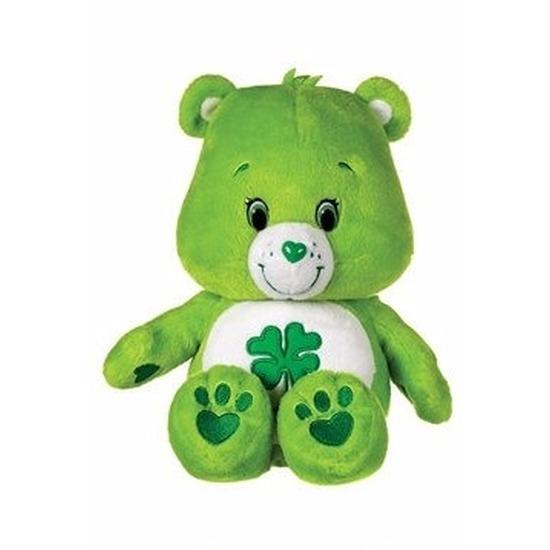 Pluche Troetelbeertjes knuffeltje groen 22 cm
