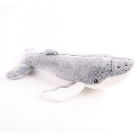 Pluche whale 24 cm