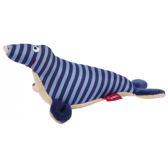 Pluche zeehond van Sigikid 19 cm