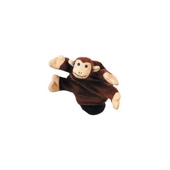 Poppentheater handpop aapje 22 cm